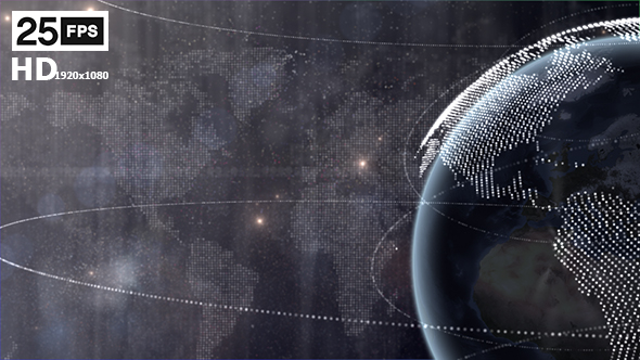 VideoHive Space New 19485373