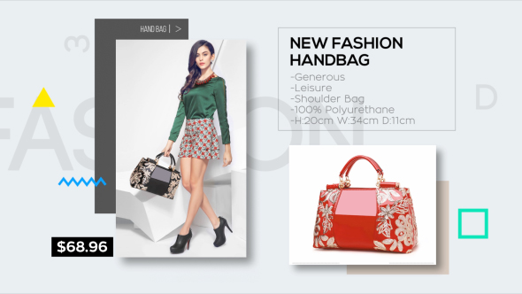 Fashion Product Promo After Effects Template Videohive 19485712 After Effects Project Files