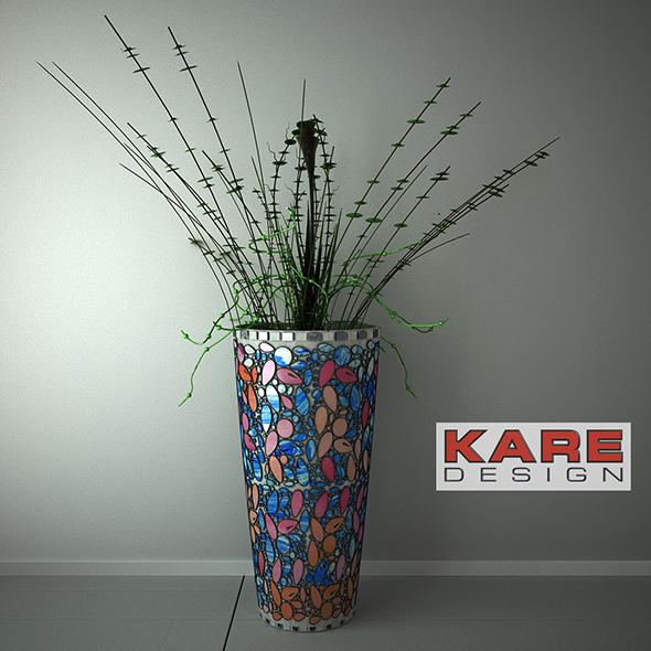 3DOcean Vase 19486476