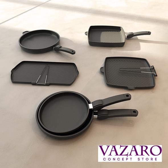 Vazaro - 3DOcean Item for Sale