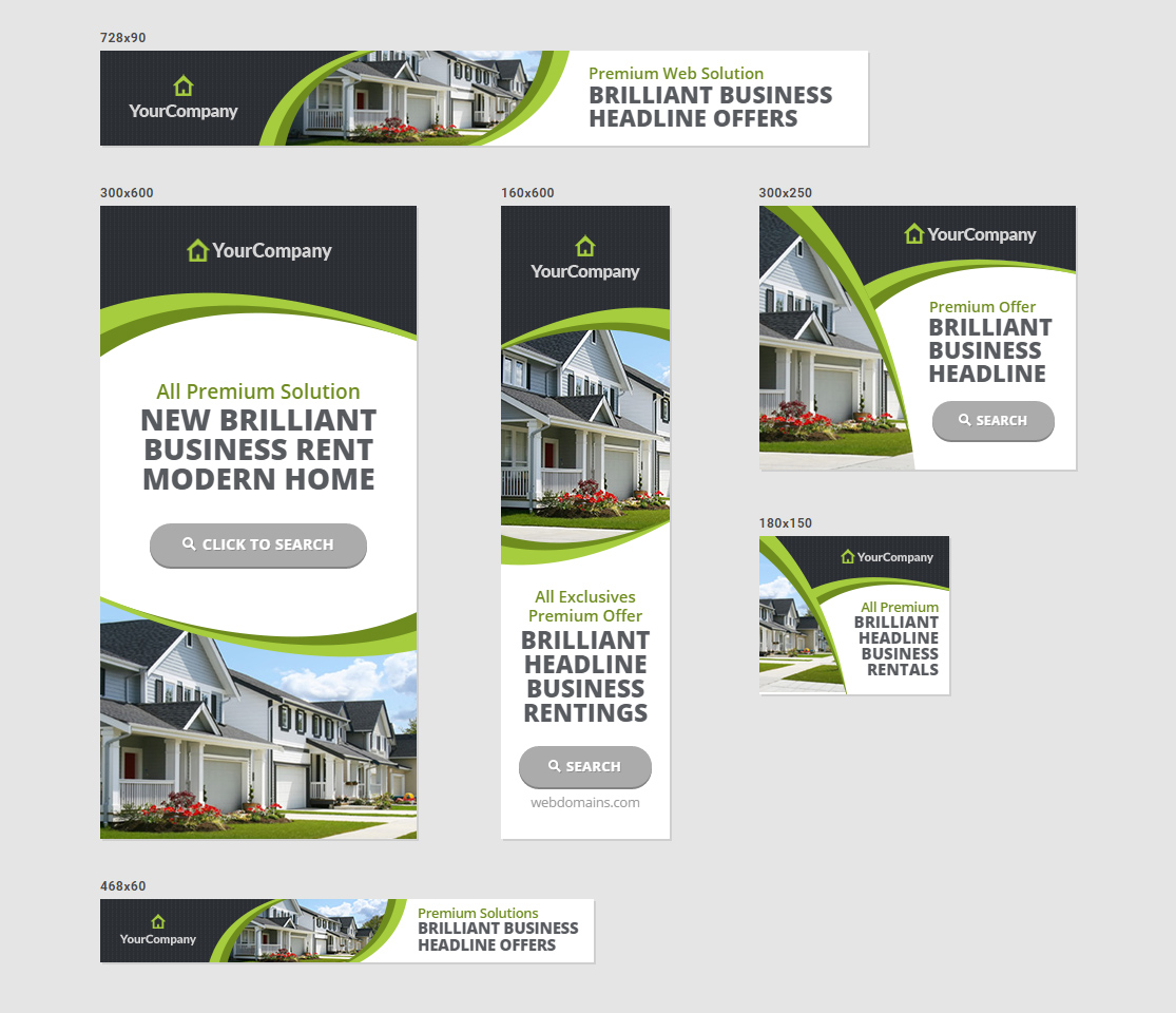 real estate agency banners html5 ad templates by infiniweb screenshot1 jpg