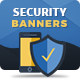 HTML5 Ads - Network Security Banner Templates