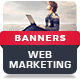 HTML5 Ads - Web Marketing Banner Templates