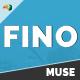 FINO - Creative Multi-Purpose Muse Template