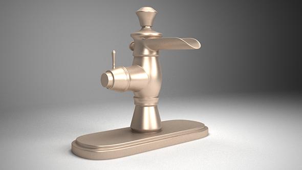 Designe tap - 3DOcean Item for Sale
