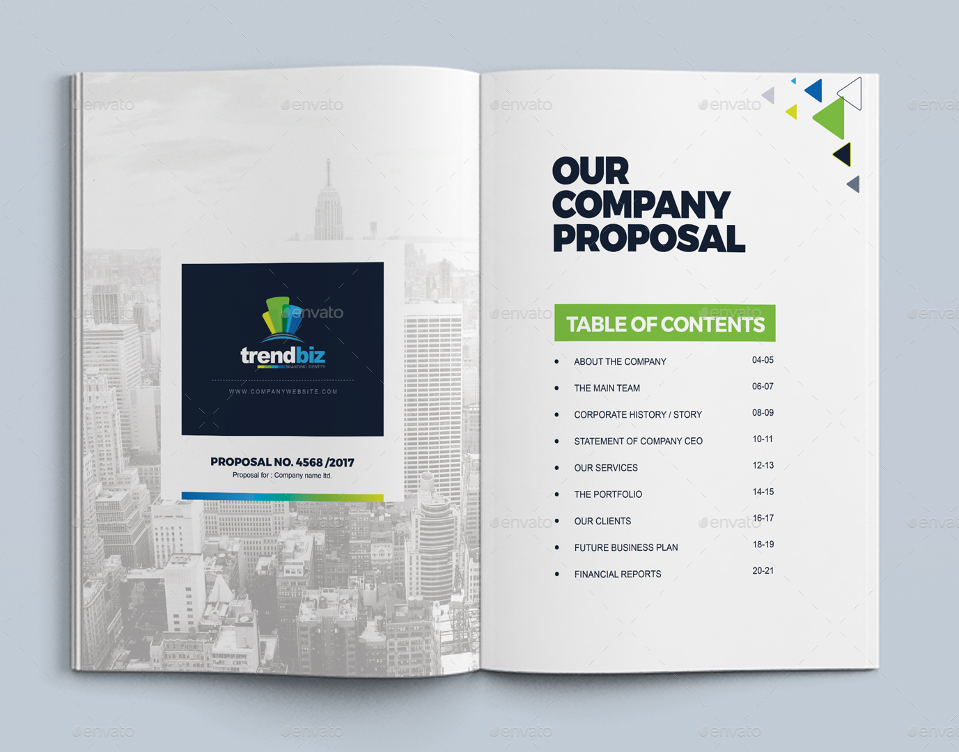 Proposal Template Design Project Proposal – Project Quotation Template