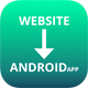Android WebViewGold – URL/HTML to Android app + Push<hr/> URL Handling</p><hr/> APIs &#038; much more!&#8221; height=&#8221;80&#8243; width=&#8221;80&#8243;> </a></div><div class=