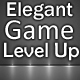 Elegant Game Level Up