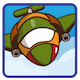 Sky Troops (Unity Portrait Plane Shooter)