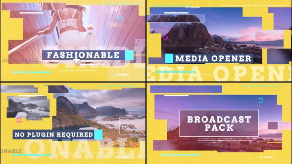 Videohive - Broadcast Package 19488171 - Free Download