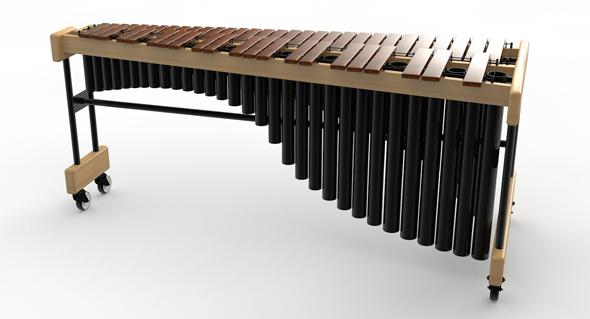 Marimba - 3DOcean Item for Sale