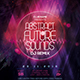 Abstract Future Sounds Party Flyer