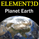 Element3D - Planet Earth