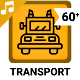Transport / Velocity Icons and Elements