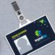 Office ID Card Design | Identity Card | ID Badge