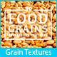 30 Food Grain Background Textures
