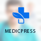 MedicPress - Health & Medical WordPress Theme