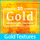 30 Gold Background Textures
