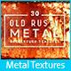 30 Old Rusty Metal Background Textures