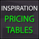 Inspiration Pricing Tables