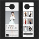 Fashion Door Hanger