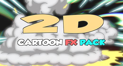 2D Cartoon FX Pack