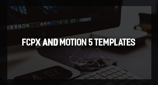 Titles and Lower Thirds for FCPX and Motion 5