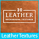 30 Leather Background Textures