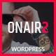 Onair2 - тема WordPress для радиостанции