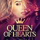 Queen Of Hearts Flyer Template