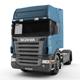 Truck Scania R