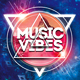 Music Vibes CD Cover