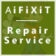 aiFiXiT - Phone, Computer and Digital Repair Shop Website Template