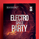 Electro Space - Flyer Template
