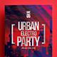 Urban Electro - Flyer Template