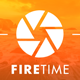 Firetime - A Freshly New creative template for Coming soon page