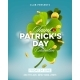 St. Patrick s Day Green Beer Party Invitation