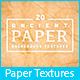 20 Ancient Paper Background Textures