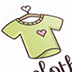 Love Clothing Logo Design