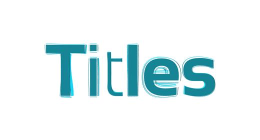 Titles