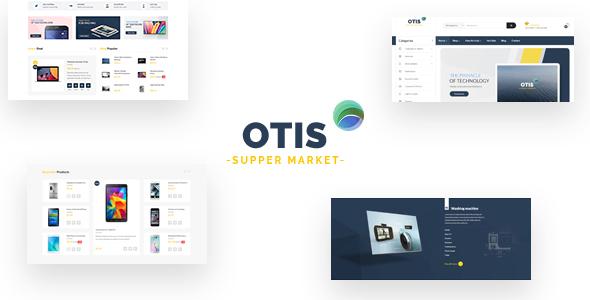 Ap Otis Shopify Theme