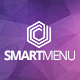 SmartMenu – Responsive jQuery Mega Menu (Navigation) Download