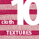 Seamless Textures of Striped Cloth