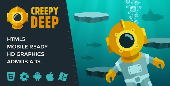 Download Creepy Deep - Infinite Jumping Game