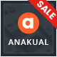 Anakual multipurpose and responsive corporate template