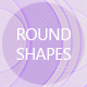 Round Shapes Backgrounds