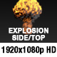 Explosion (Side View, Top View)