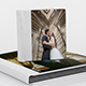 Photography Book Album Mockup