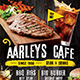 Cafe Menu Flyer