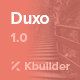 Duxo - Multipurpose Email Template + Builder 1.0